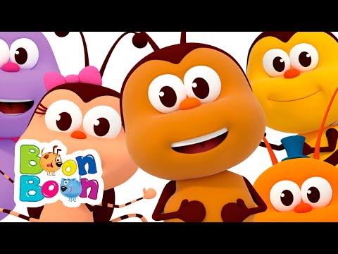 Gandacelul Fofo – Cantece vesele pentru copii BoonBoon – Cantece pentru copii in limba romana