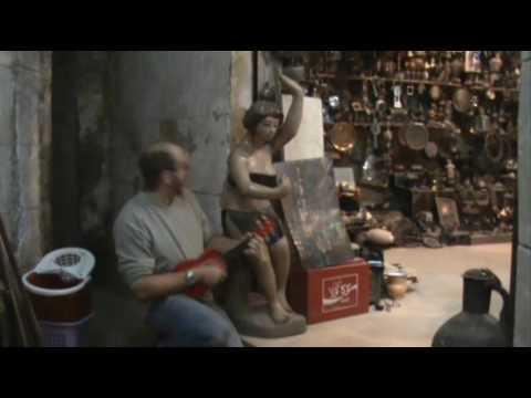 Felukuleles 'Old Bazaar in Cairo'