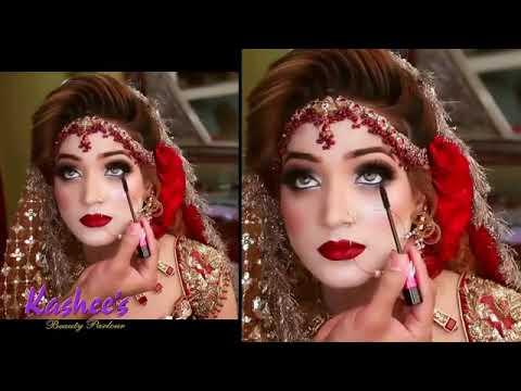 Kashees Bridal Makeup 2018 Youtube