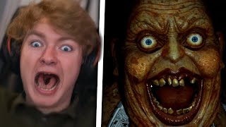 I Forced Tommy to play a Horror Game...