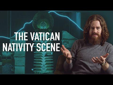 The Vatican Nativity Scene