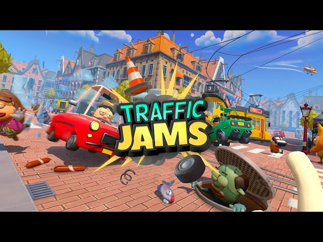 Traffic Jams  |  Oculus Quest + Rift Platforms