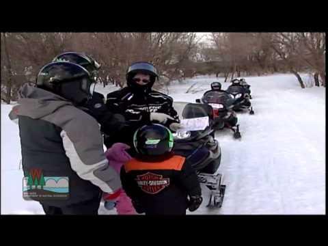 Snowmobile Wisconsin!
