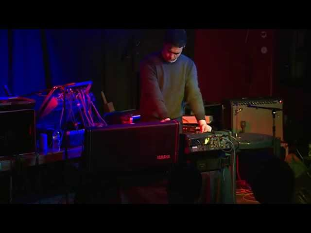 Thought Broadcast @ Tusk Festival 2014
