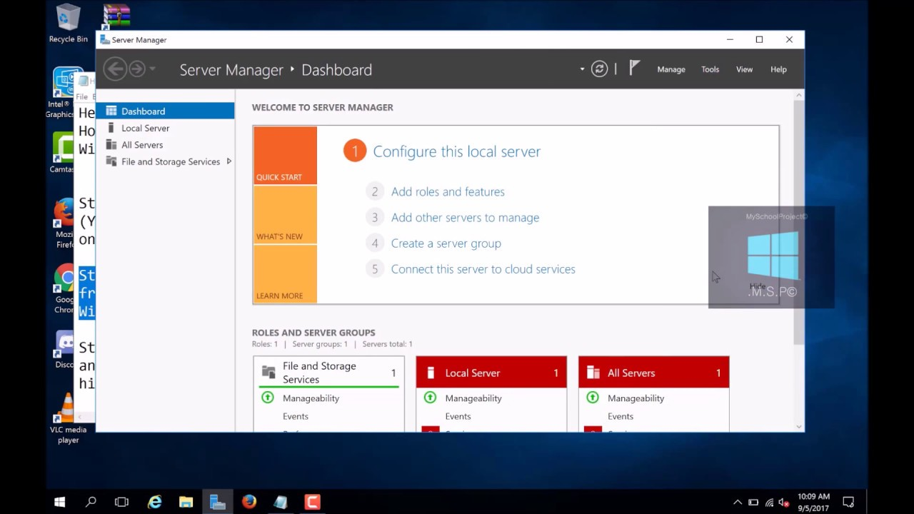 How To Enable Audio in Windows Server 2016