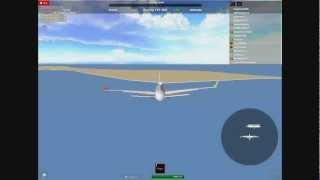 Vol 2012 ™ sur ROBLOX : Le premier vol transatlantique