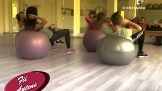 Fitness cu Alexandra S1 Ep.3 @ Material Fii Antena