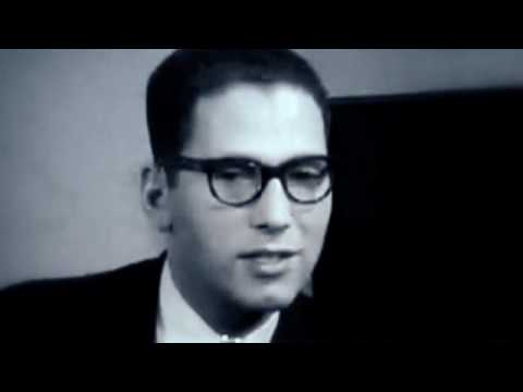 Tom Lehrer - interview (excerpt) with a young and promising mathematician and satirist