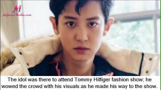 Exo's Chanyeol begs fans to stop