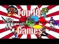 Top 10 Super Famicom Games Left in Japan