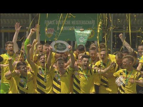 Deutscher U17-Meister 2014/15: Borussia Dortmund! | BVB total!