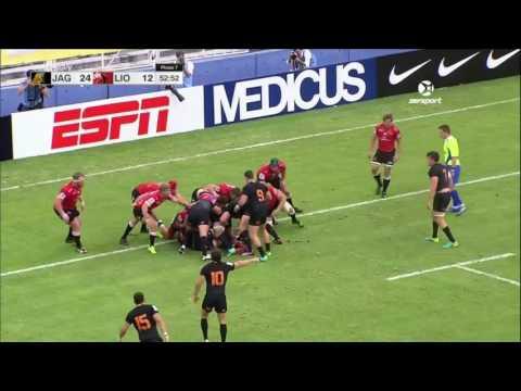 2017 Super Rugby Round 3: Jaguares v Lions