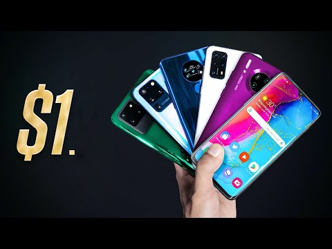 I bought the cheapest smartphones EVER.