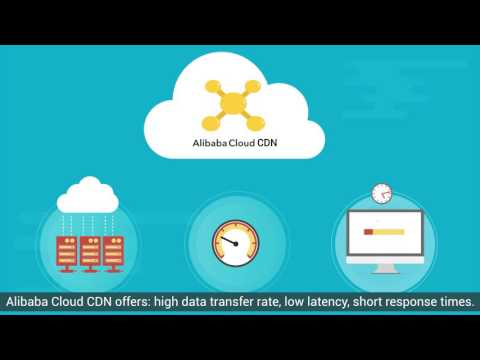 Speed Up Your Website with Alibaba Cloud Content Delivery Network (CDN)