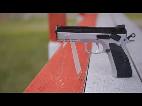 CZ 75 SP-01 Shadow Review - Straight Shooter