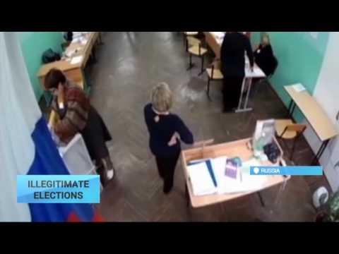 Illegitimate Elections: Canada will not to recognize Russian polls in annexed Crimea