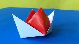 Cara Membuat Origami Topi China | Origami Topi