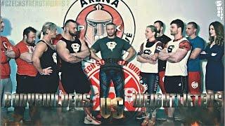 Bodybuilders VS Weightlifters - Czech Strength Wars #2