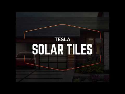 Future is here - Tesla's Solar Tiles
