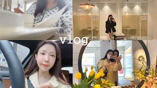 [ vlog ] 직장인 브이로그 | 웨딩성수기에 갑자기…