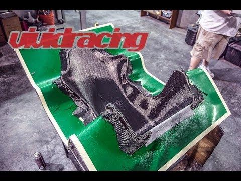 Status Racing Building A Carbon Fiber Racing Seat USA