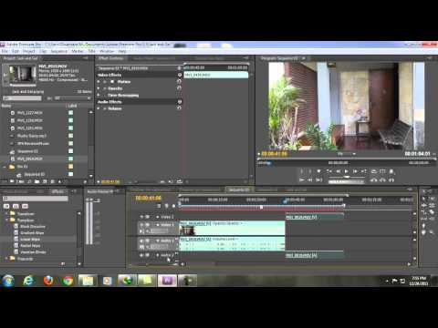 Premiere Pro Tutorials - How to CLONE yourself