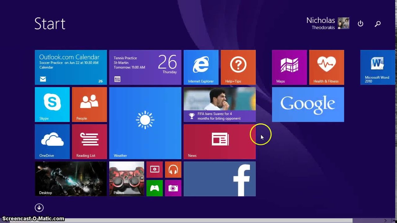 How To Download Games Apps On Windows 8 1 Updated Youtube