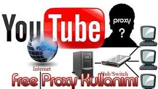 Proxy Nedir? Proxy Ayarları Free ip Change Nasıl Yapılır ☆彡