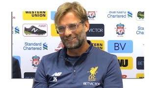 "Jurgen Klopp Says Liverpool Are In ""Good Shape"" As The Club Announces New Shirt Sleeve Sponsor"