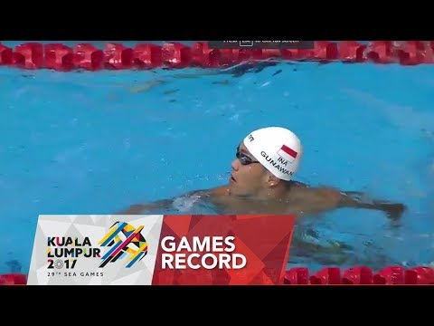 Swimming Men's 50m Breaststroke - Final | Gold Medal | 29th SEA Games 2017