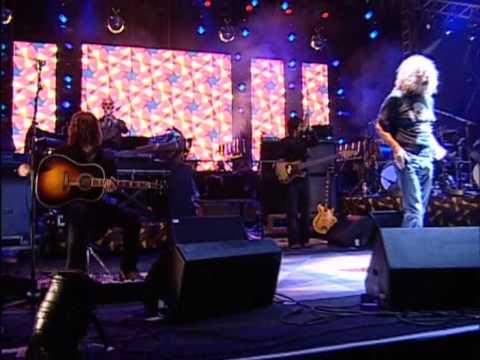 Robert Plant Strange Sensation Exit festival