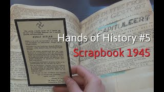 Hands Of History #5: Scrap Book 1945