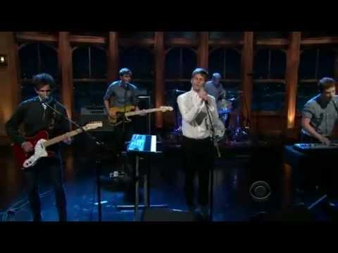 Foster the People - Pumped Up Kicks (Live Craig Ferguson 2011)