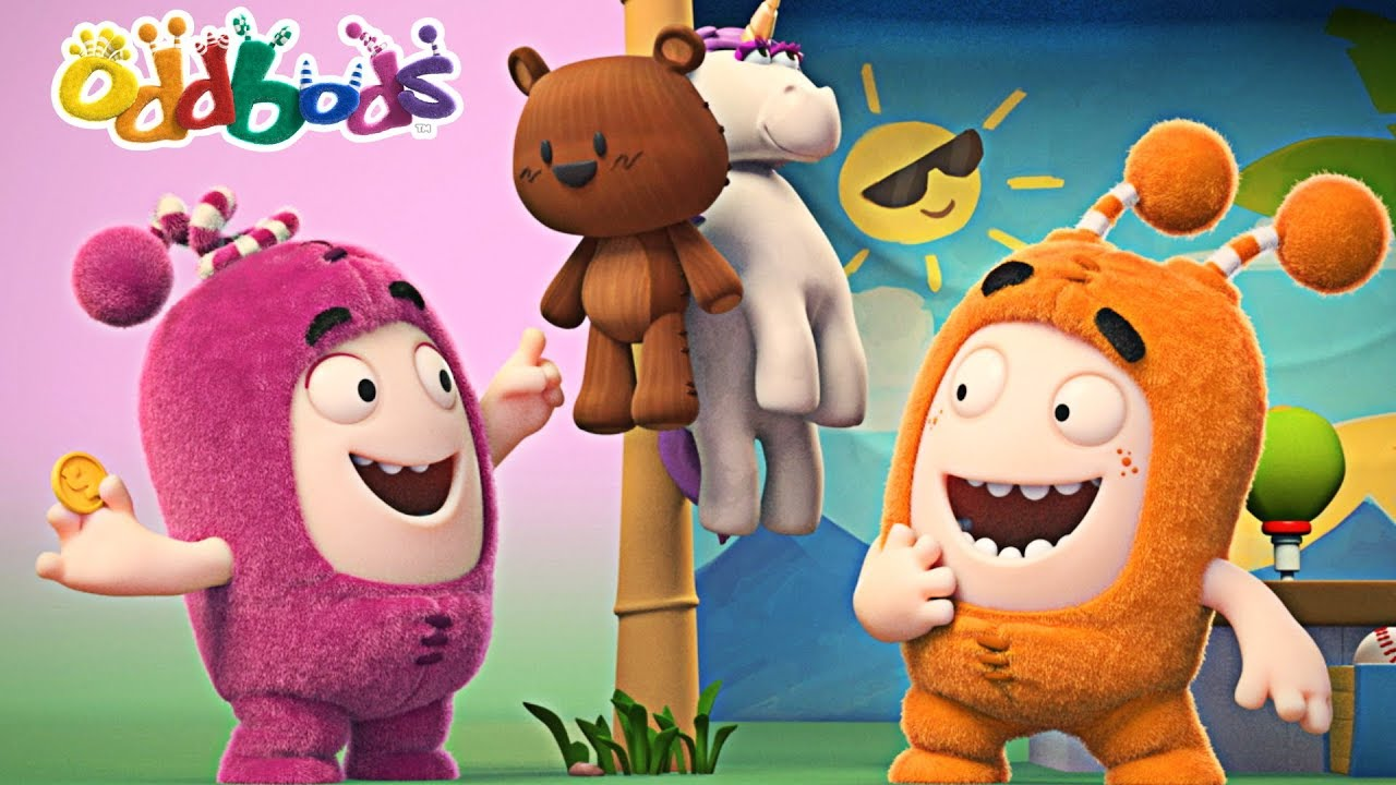 Oddbods | CONVIVIAL CARNIVAL #2 | Funny Cartoons For Children