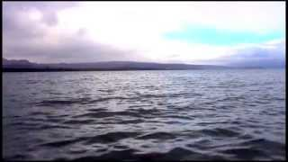 PERFECTLY CHILLED IN ICELAND :: Two Perfect Minutes of Calm at Lake Thingvallavatn