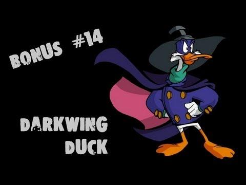 Show MONICA Bonus #14 - Darkwing Duck Opening (Как играть черный плащ)
