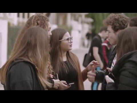 'Révolté(e)s.com' - Film écrit et réalisé par les élèves du Collège Voltaire