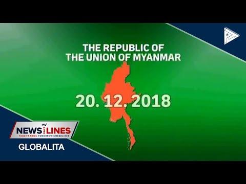 GLOBAL NEWS: Myanmar marks International human rights day