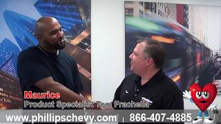 2014 Ford Fusion - Customer Review Phillips Chevrolet - Chicago Used Car Dealership Sales