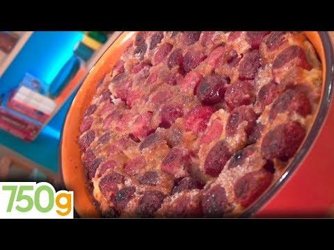 recette-de-clafoutis-aux-cerises---750g