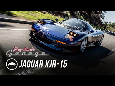1991 Jaguar XJR15  Jay Leno's Garage
