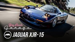 Фото с обложки 1991 Jaguar Xjr-15 - Jay Leno'S Garage