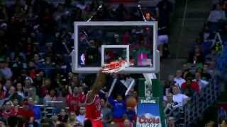 Jimmy Butler Top 10 Plays: 2015 NBA All Star Reserve