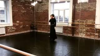 армянский женский танец (уроки, постановка, пошив одежды). Armenian female dance