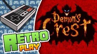 Retroplay - Nostalgia plataformera (Demon's Crest)
