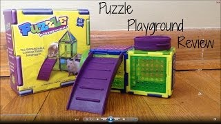Review L Puzzle Playground By Super Pet