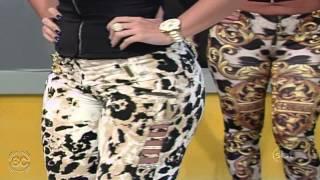 Pitbull Jeans No Ratinho