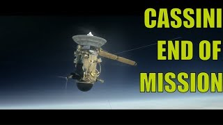 Nasa Cassini : A Saturn Odyssey - Cassini Grande Finale and End of Mission