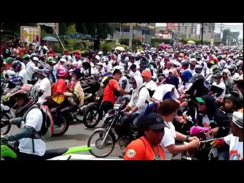Motorcycle Festival : Attempt To Break The Guinness World Record [Koronadal City] 2017