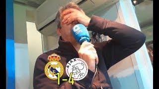 ¡Catástrofe del Madrid! Así narró Manolo Lama la eliminación contra el Ajax en COPE